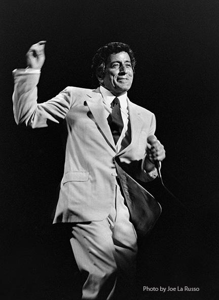 Tony Bennett 1984 Los Angeles