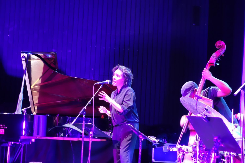 Elaine Mitchener Jazzfestival Münster 2017