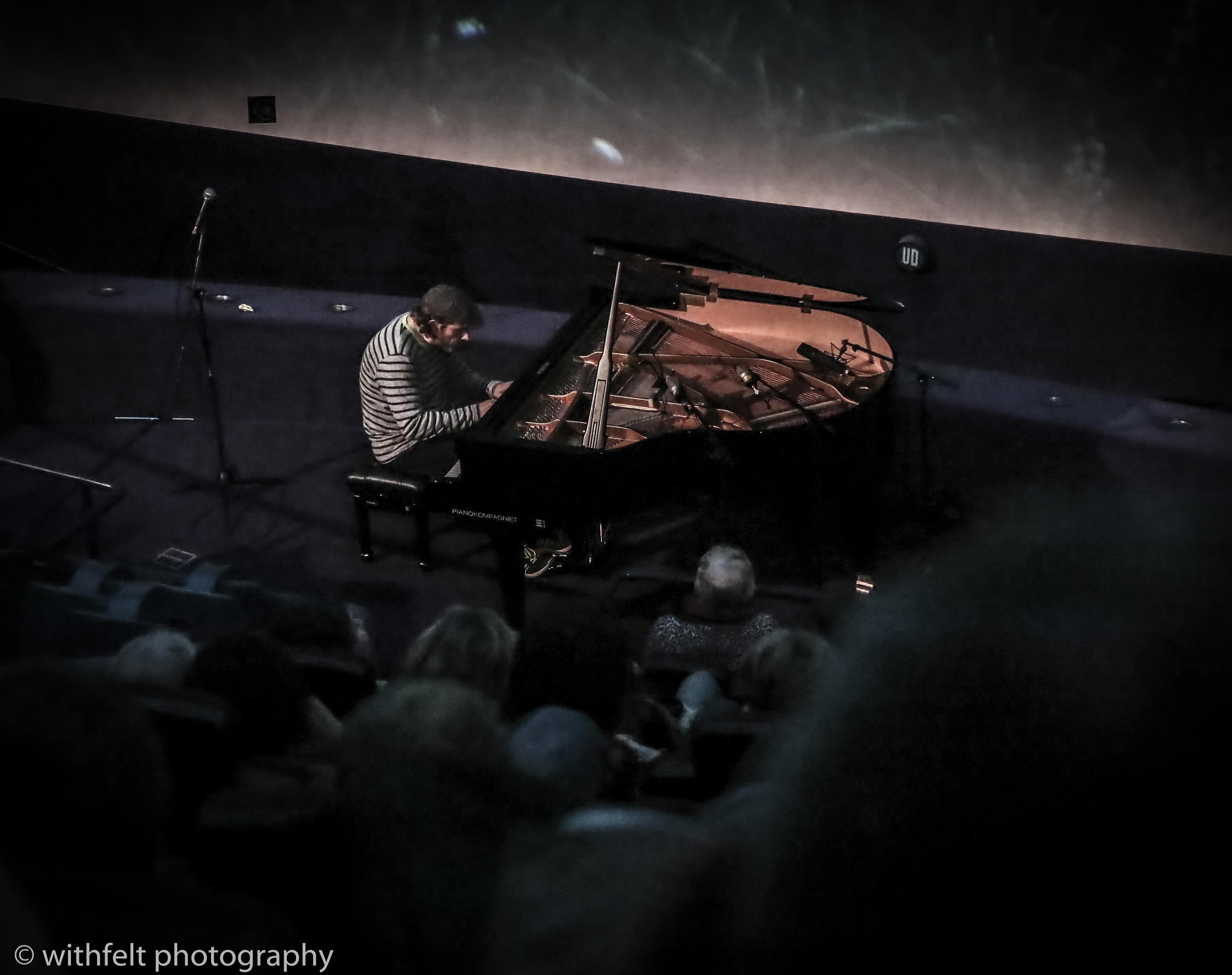 Carsten Dahl at the Tycho Brahe Planetarium in Copenhagen, Denmark 05.11.2014