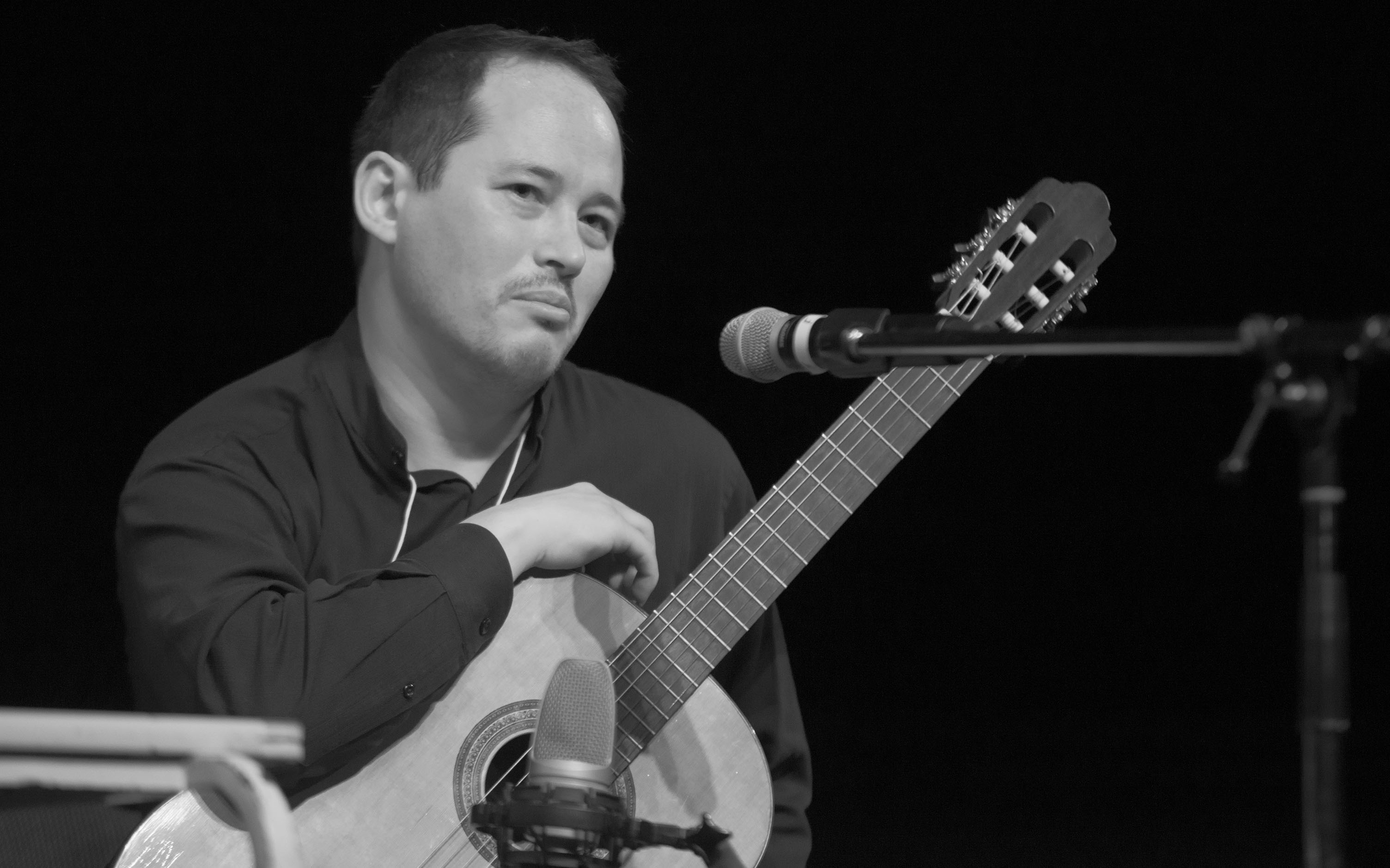 Andrew mah workshop, guitarnow! 2013