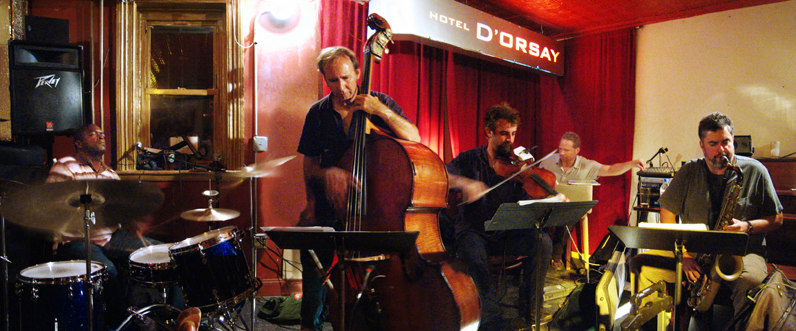 Gerald Cleaver's Uncle June with Drew Gress, Mat Maneri, Tony Malaby and Craig Taborn - Barbs 2005
