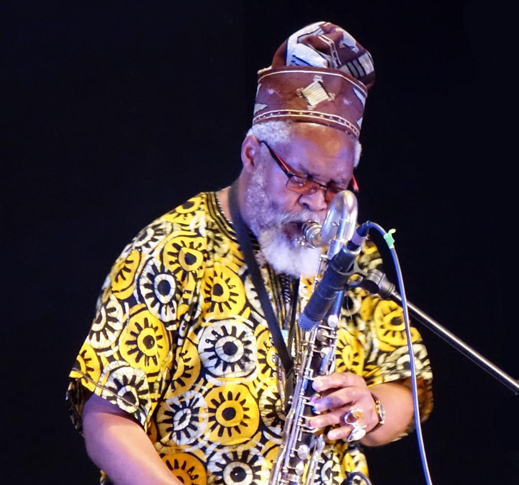 Oluyemi Thomas at Vision 22