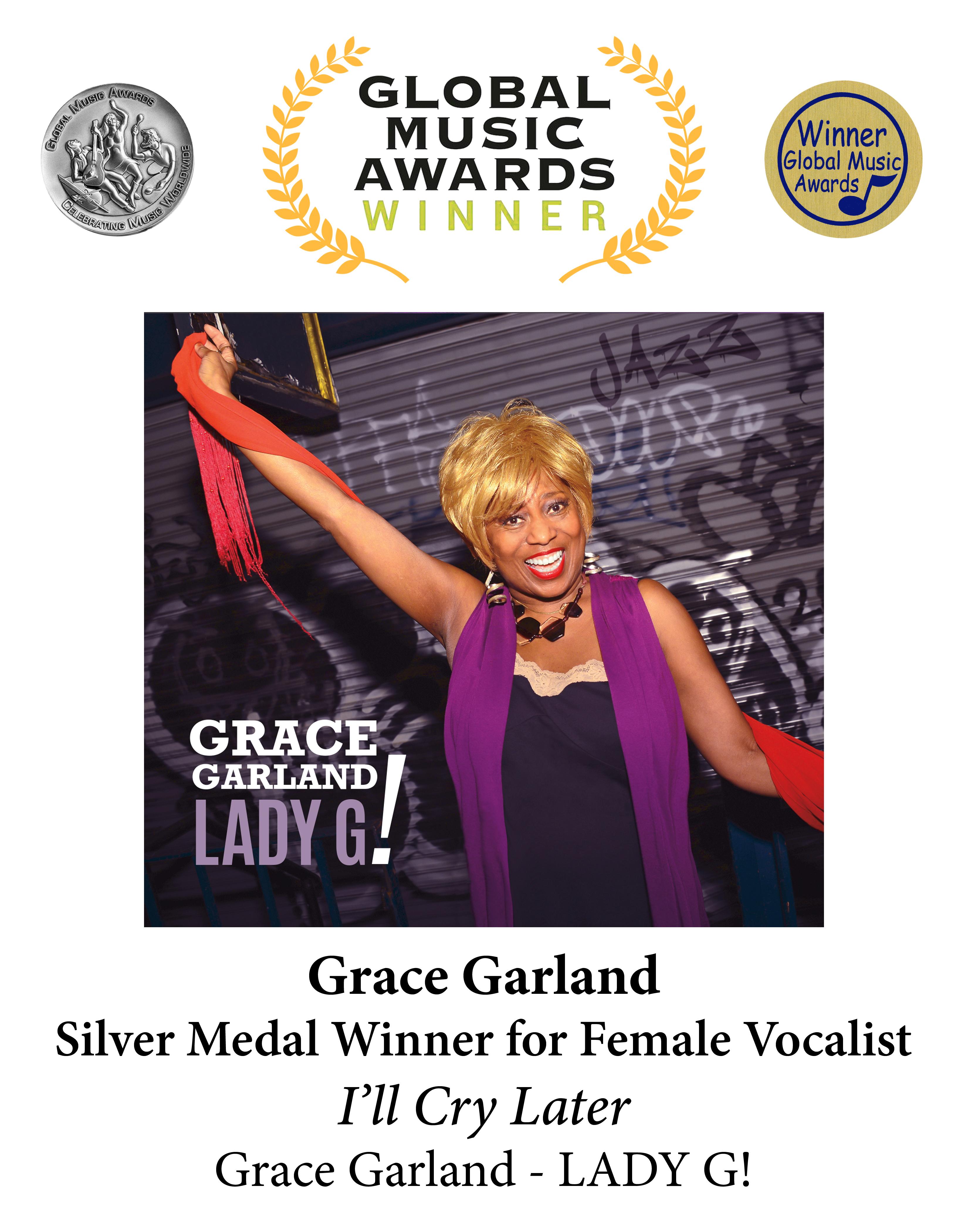 #AwardWinner Grace Garland!:)