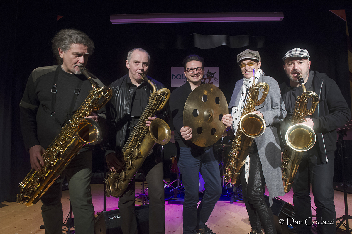 Barionda  sax quintet