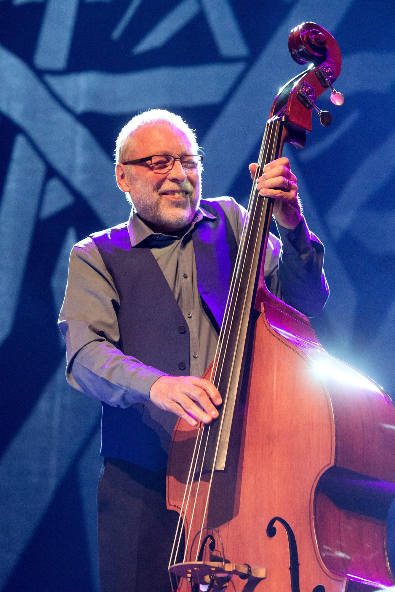Ljubljana Jazz Festival, Dave Holland