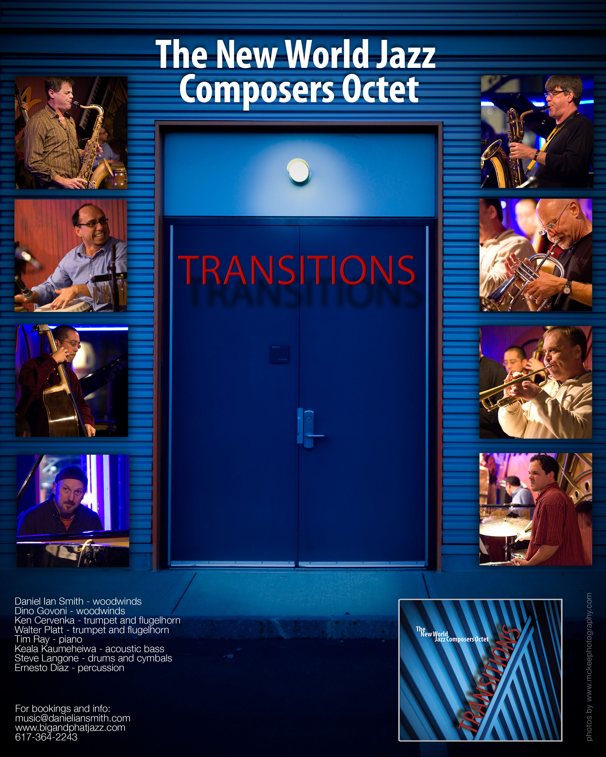 Transitions Promo Poster 2010