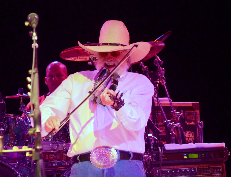 The Charlie Daniels Band at the NYCB Theatre