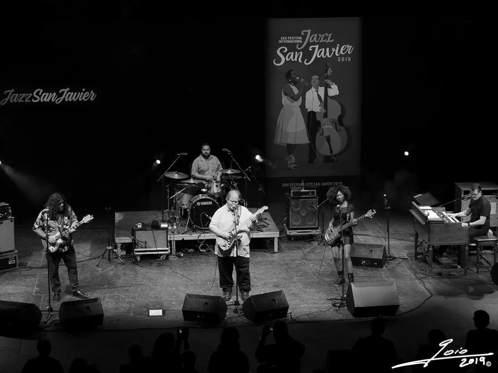 Buddy Whittington & Santiago Campillo Band-2019