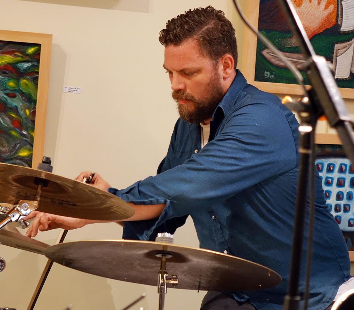 Kenton Loewen At Guelph Jazz Festival 2016