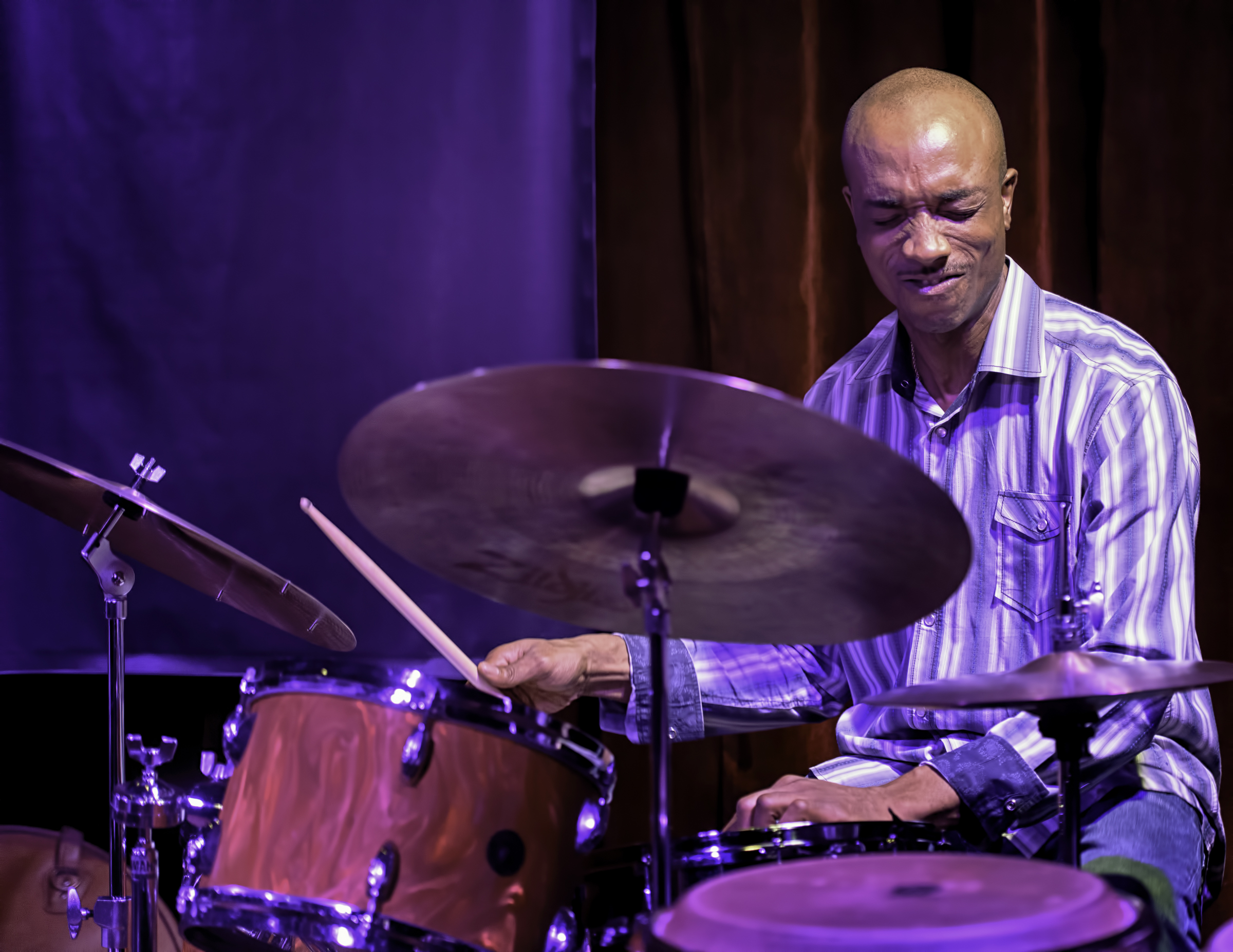 Eric McPherson with Ravi Coltrane Presents Universal Consciousness: Melodic Meditations of Alice Coltrane at the Jazz Gallery