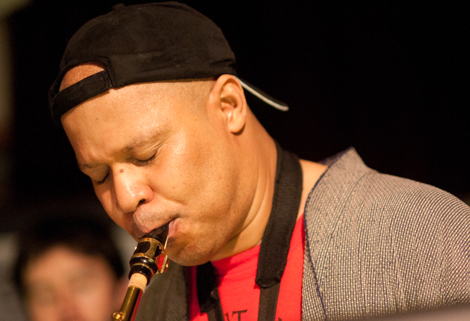 Steve Coleman with Five Elements at the Jazz Gallery