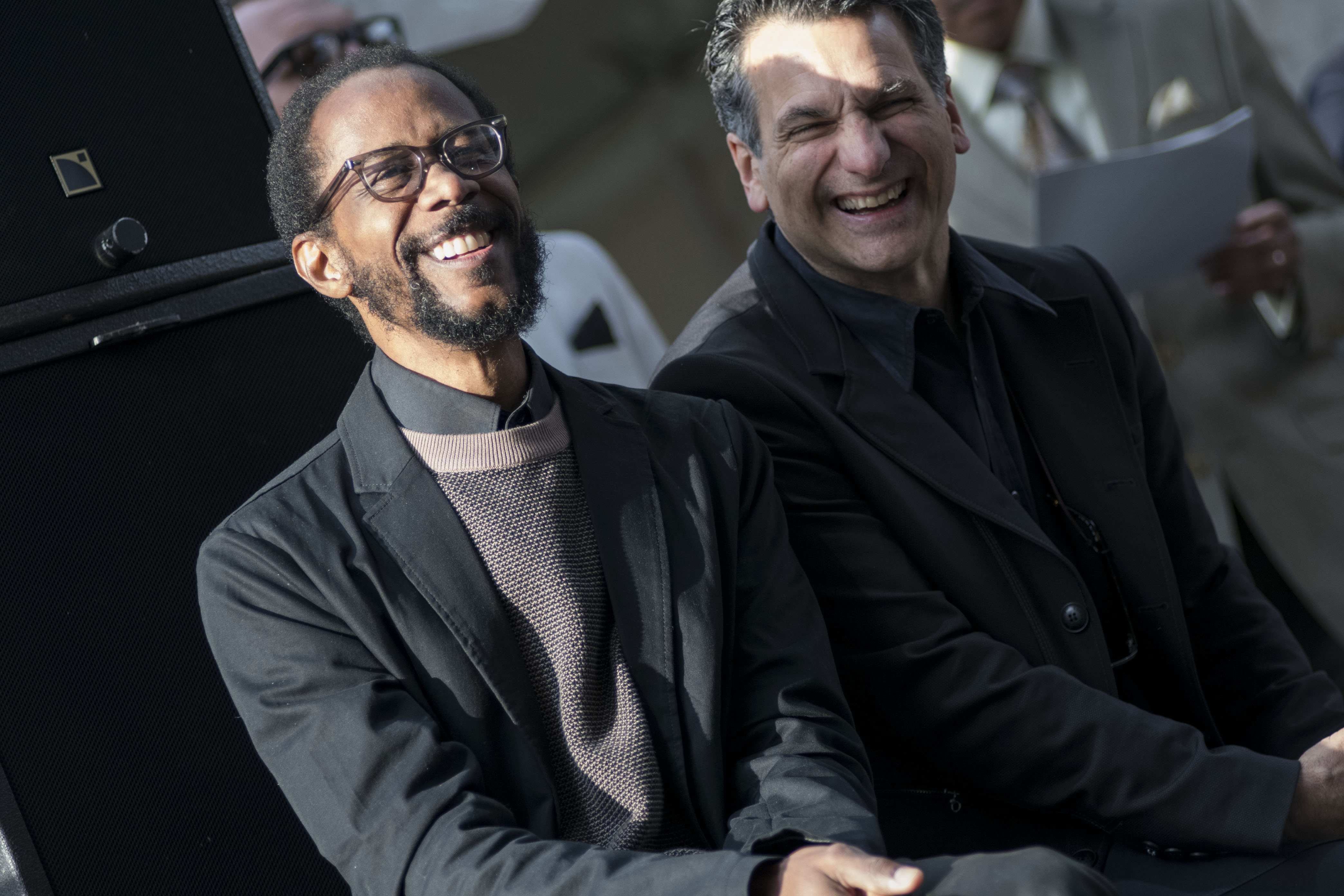 Brian Blade and John Patitucci
