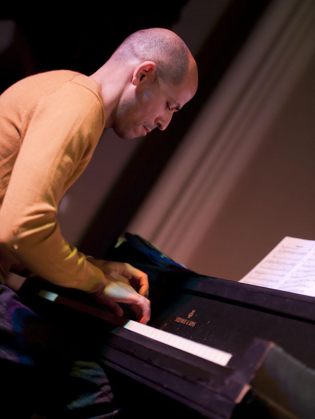 Edward simon performs with ninety miles