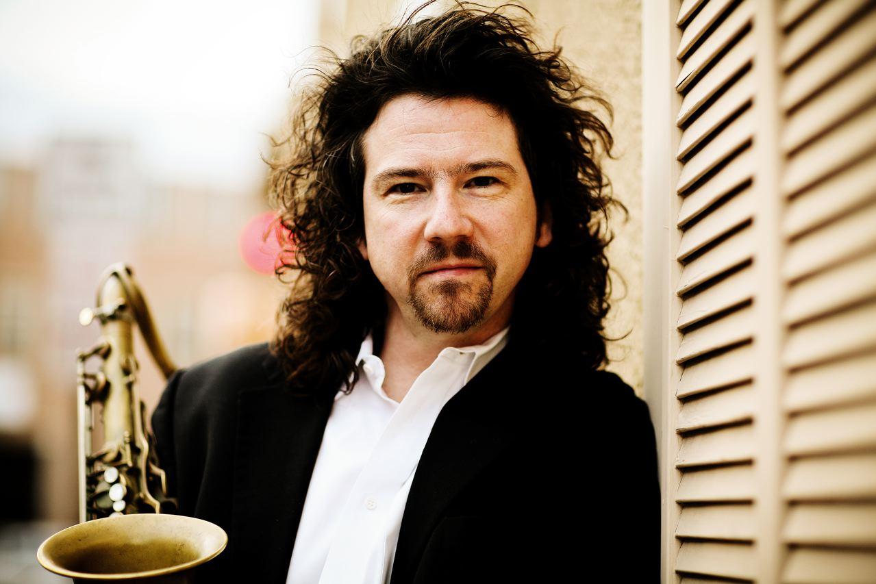 Jeff Antoniuk - Saxophone