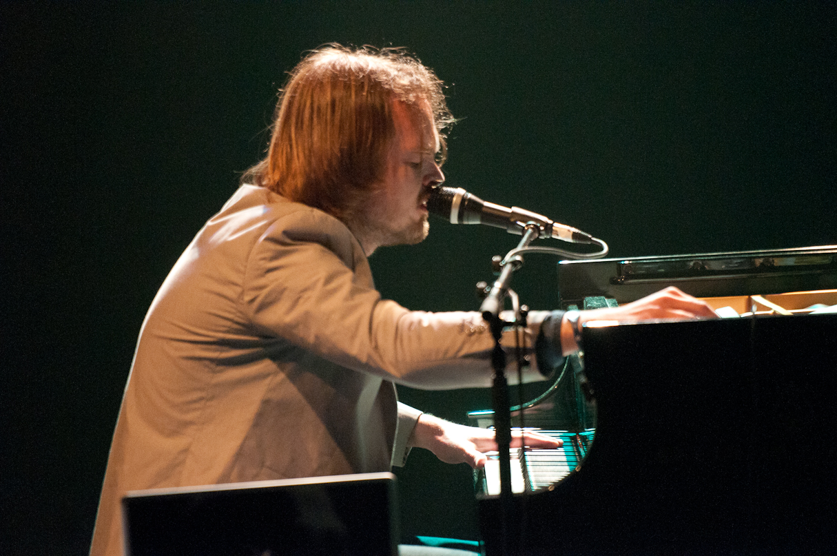 Morten Qvenild with in the Country at the Montreal International Jazz Festival 2011