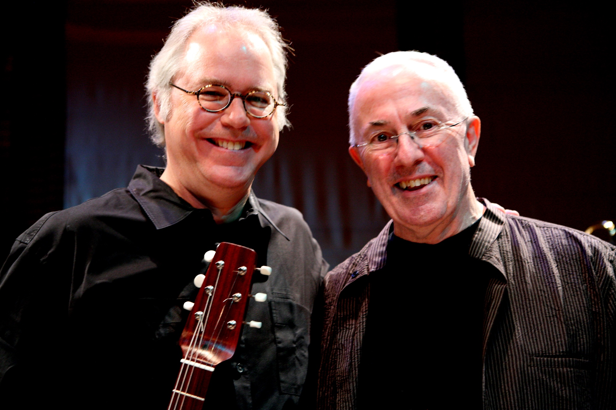 Bill Frisell And Michael Gibbs