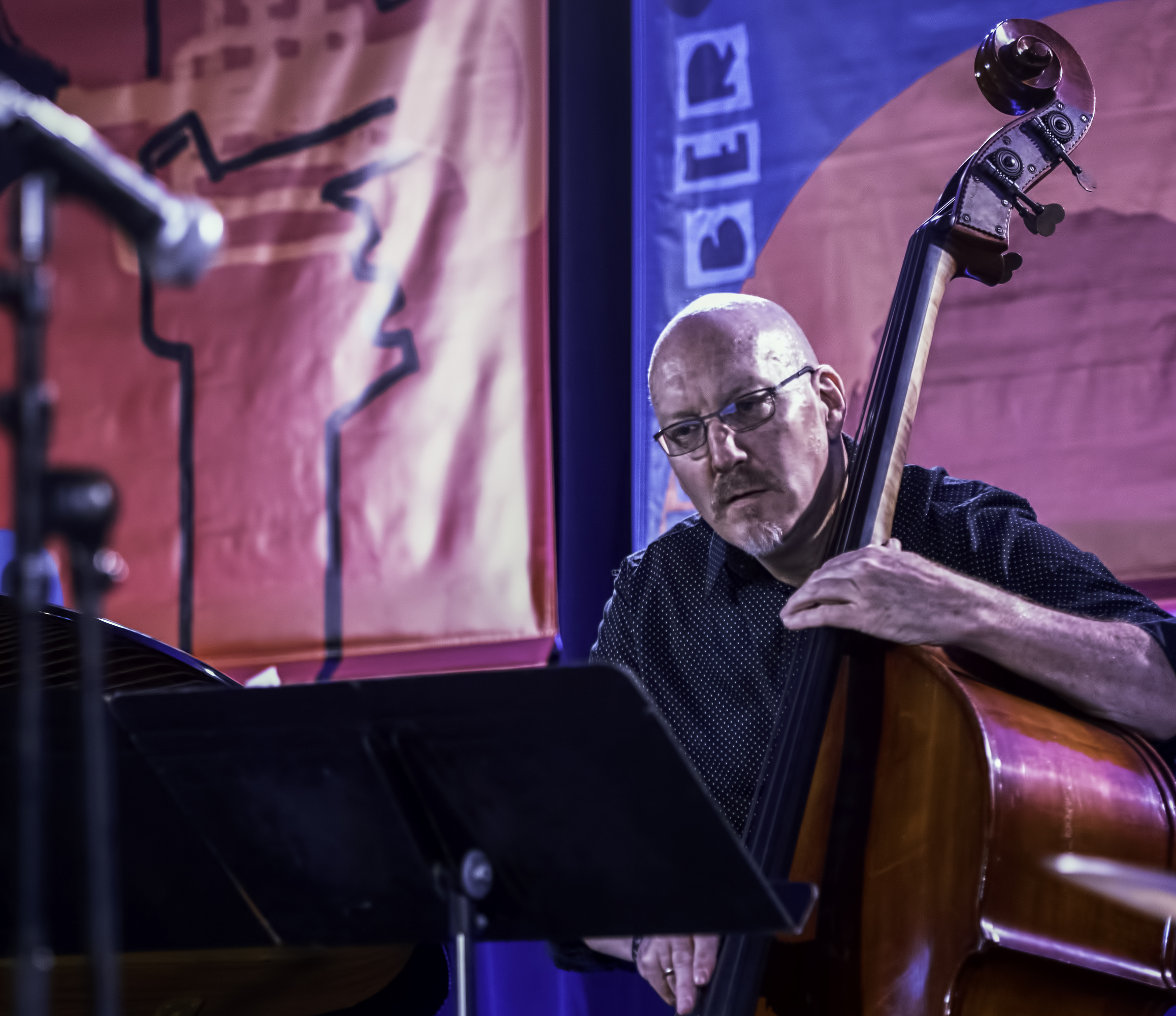 Scott Colley with Joel Frahm Quartet 90th Birthday Party Tribute to Stan Getz