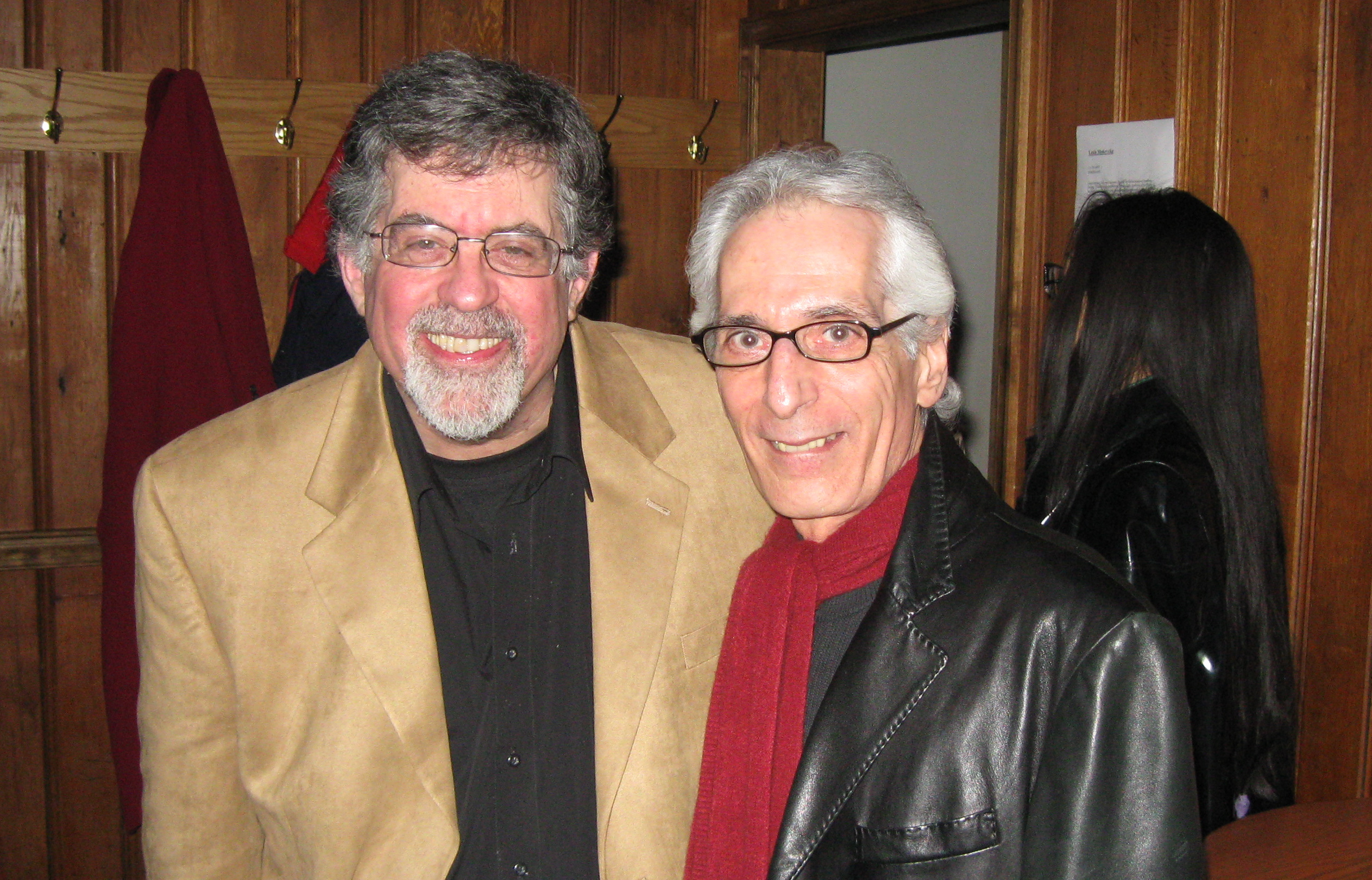 Chuck Anderson and Pat Martino
