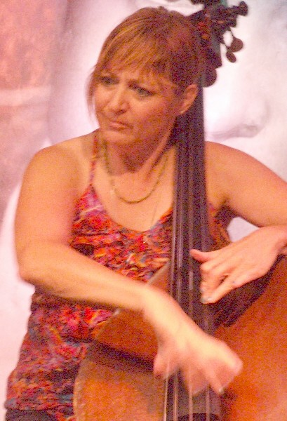 Marlene Rosenberg at Joe Segal's Jazz Showcase Following Chicago Jazz Festival, 9/3/11