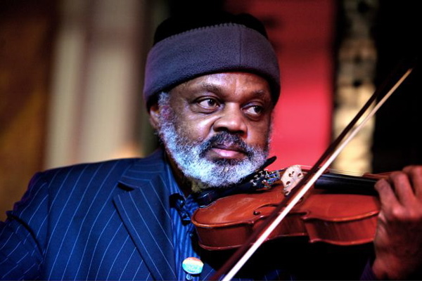 Henry Grimes at The Stone: Alive at 75
