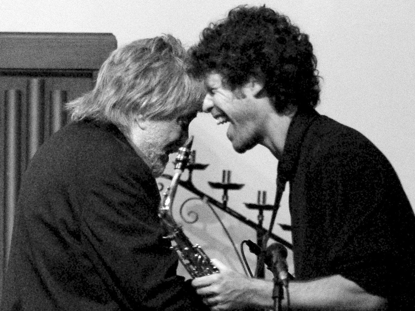 Mark Murphy and Anton Schwartz
