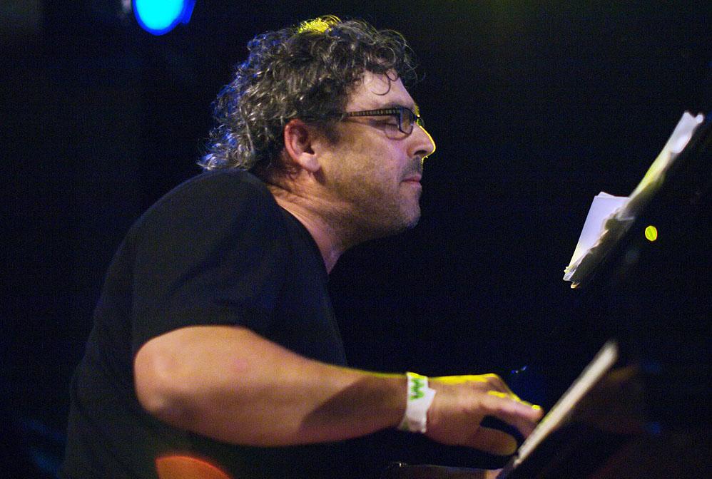 Joey Calderazzo, Performing at the Hague Jazz Festival'11