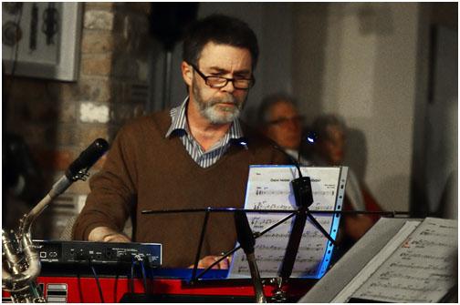 Dave Newton, Derek Nash Quartet