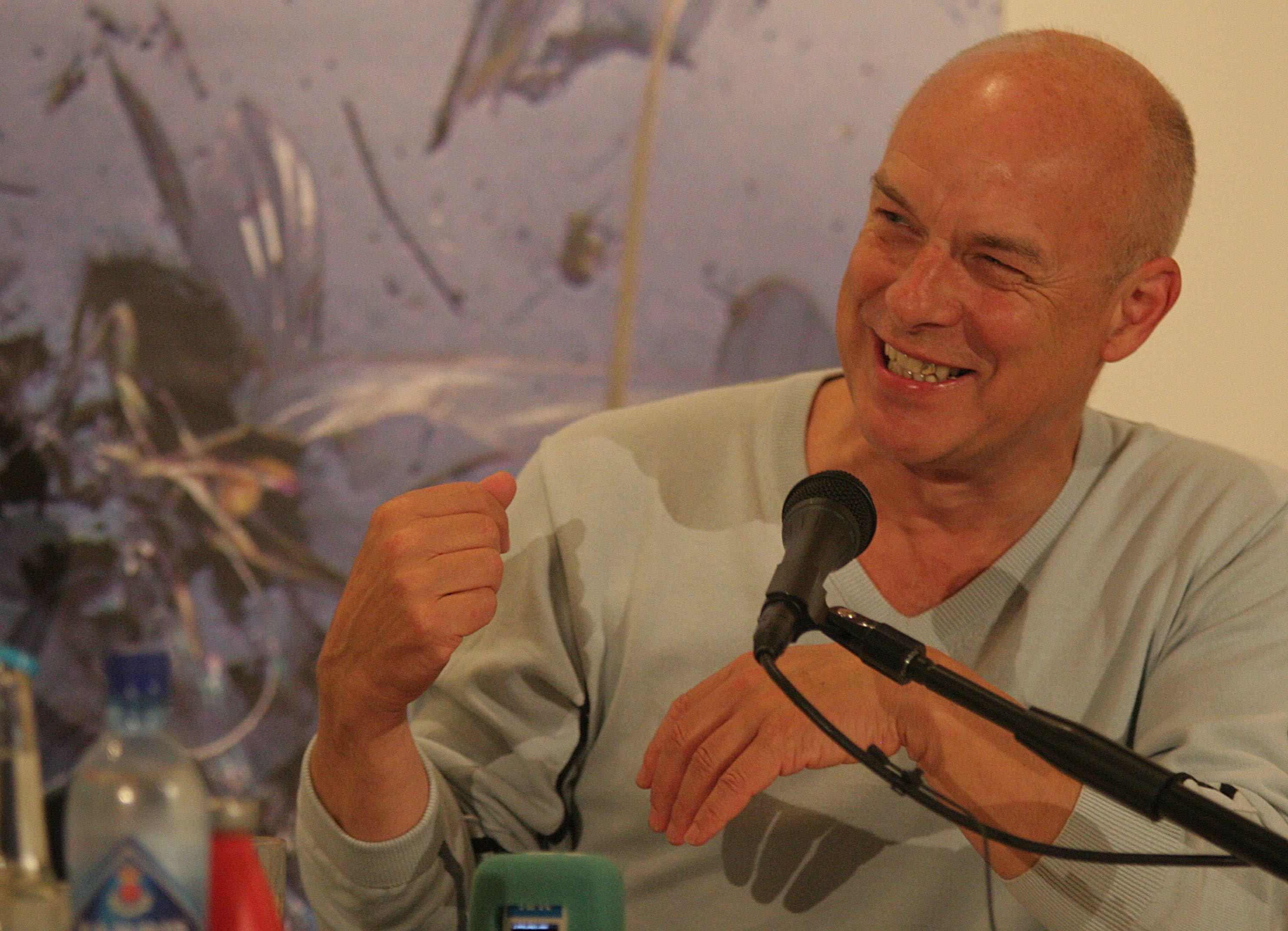 Brian Eno, Punkt 2008