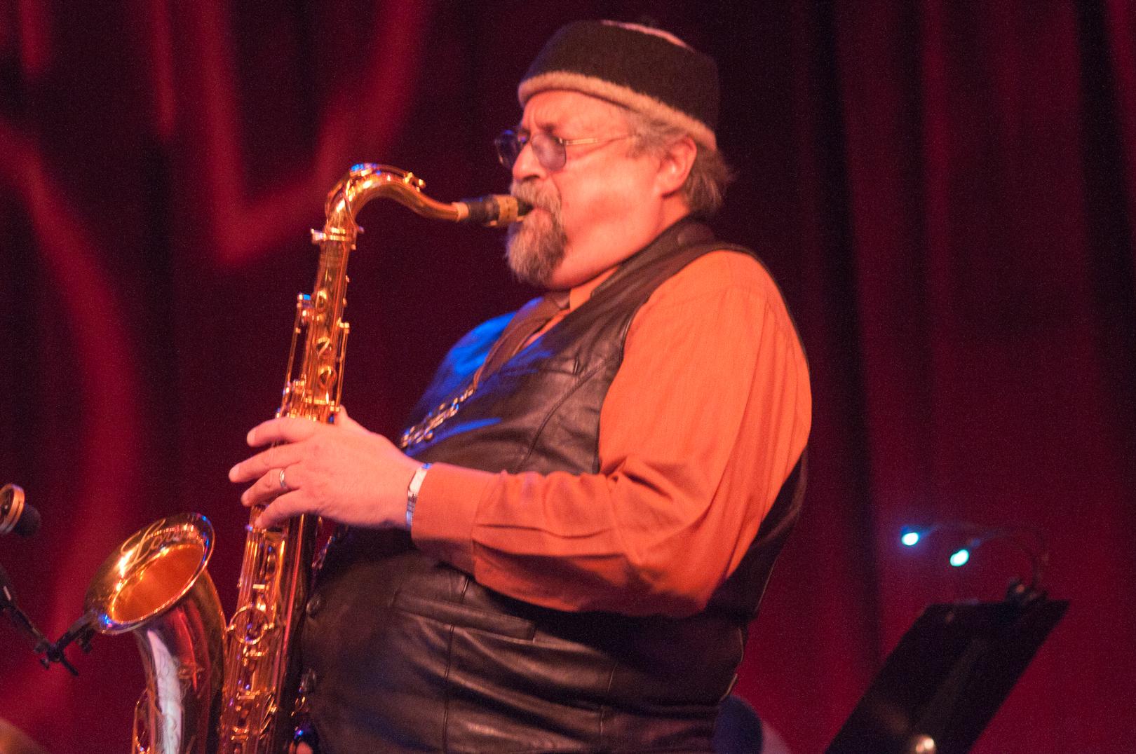 Joe Lovano with Saxophone Summit