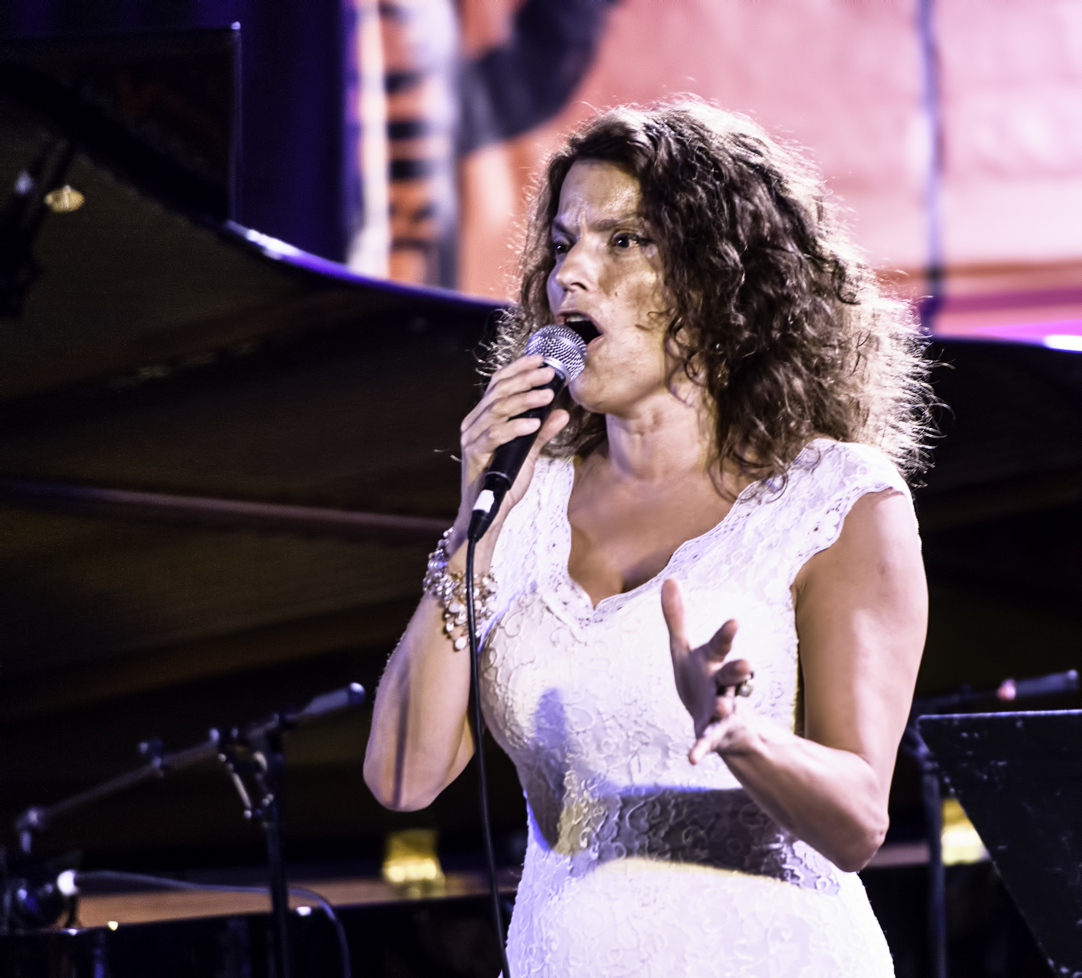 Roberta Gambarini at the Monterey Jazz Festival