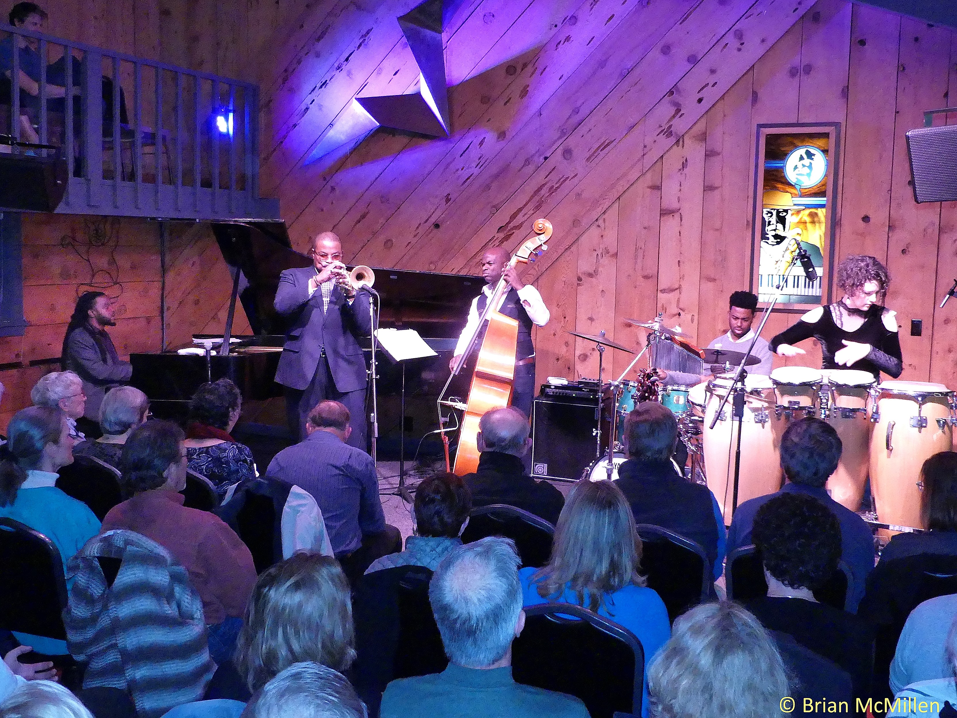 Jeremy Pelt at Bach Dancing and Dynamite Society