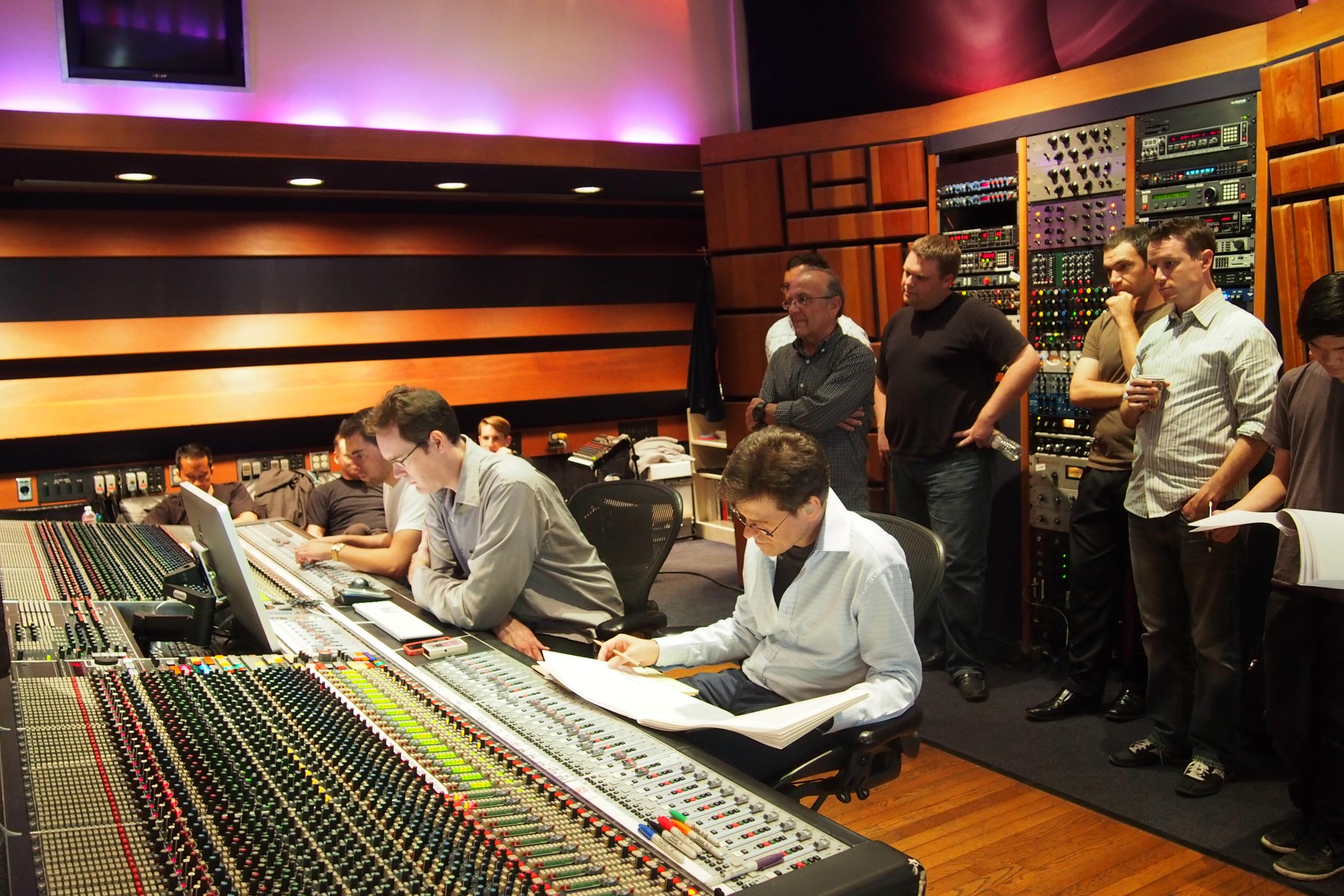 Brent Fischer At Conway Studios