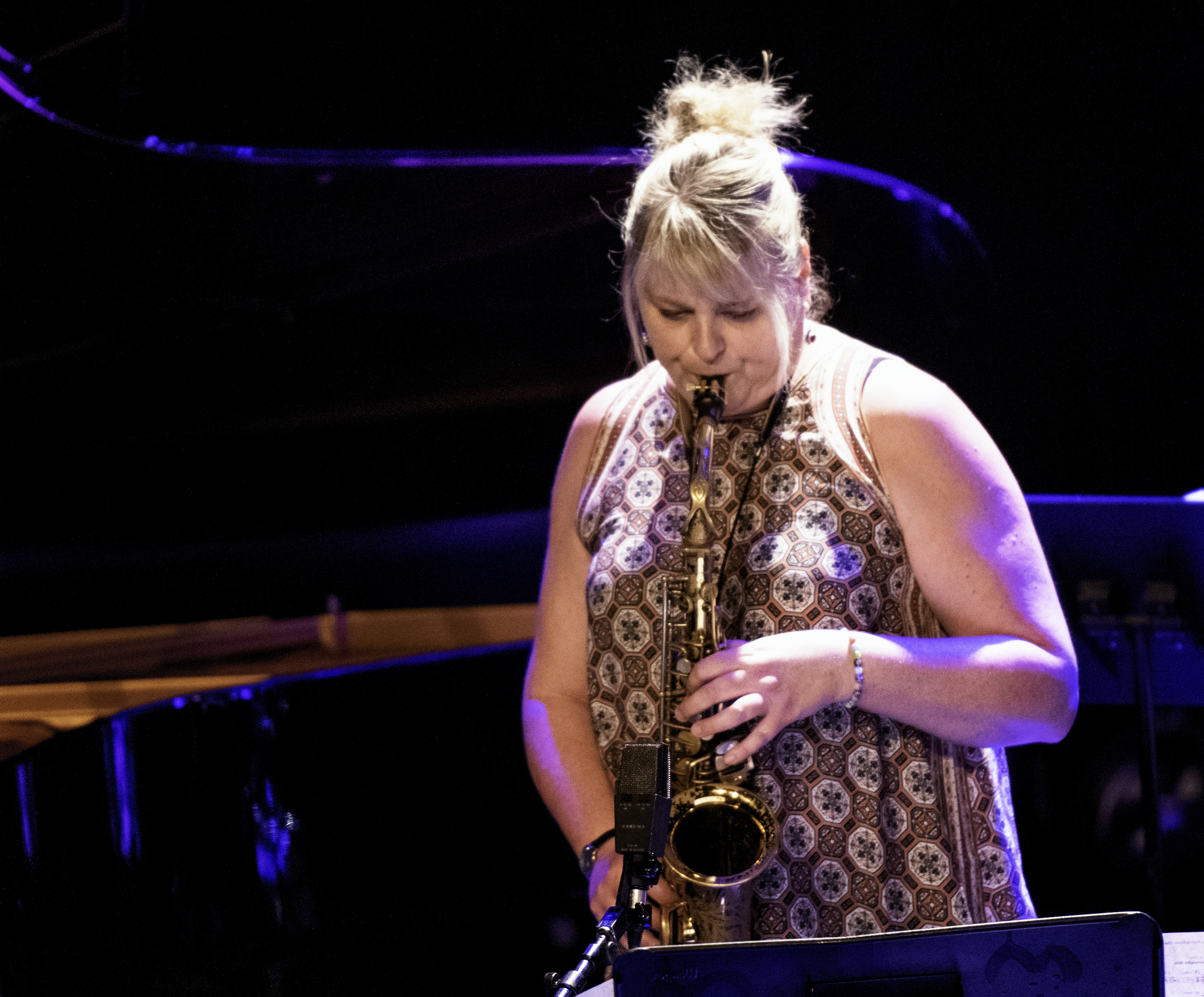 Christine Jensen with New York Quartet At The Montreal International Jazz Festival 2019