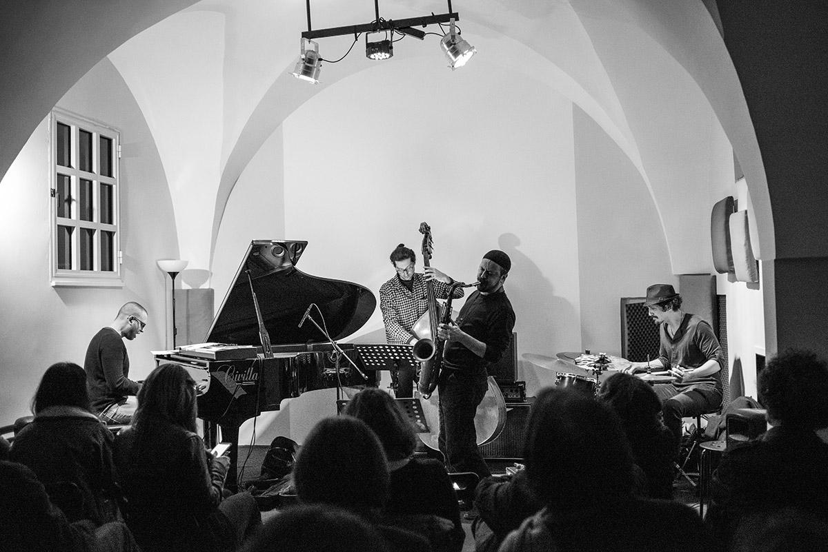 Angelo Mastronardi Quartet