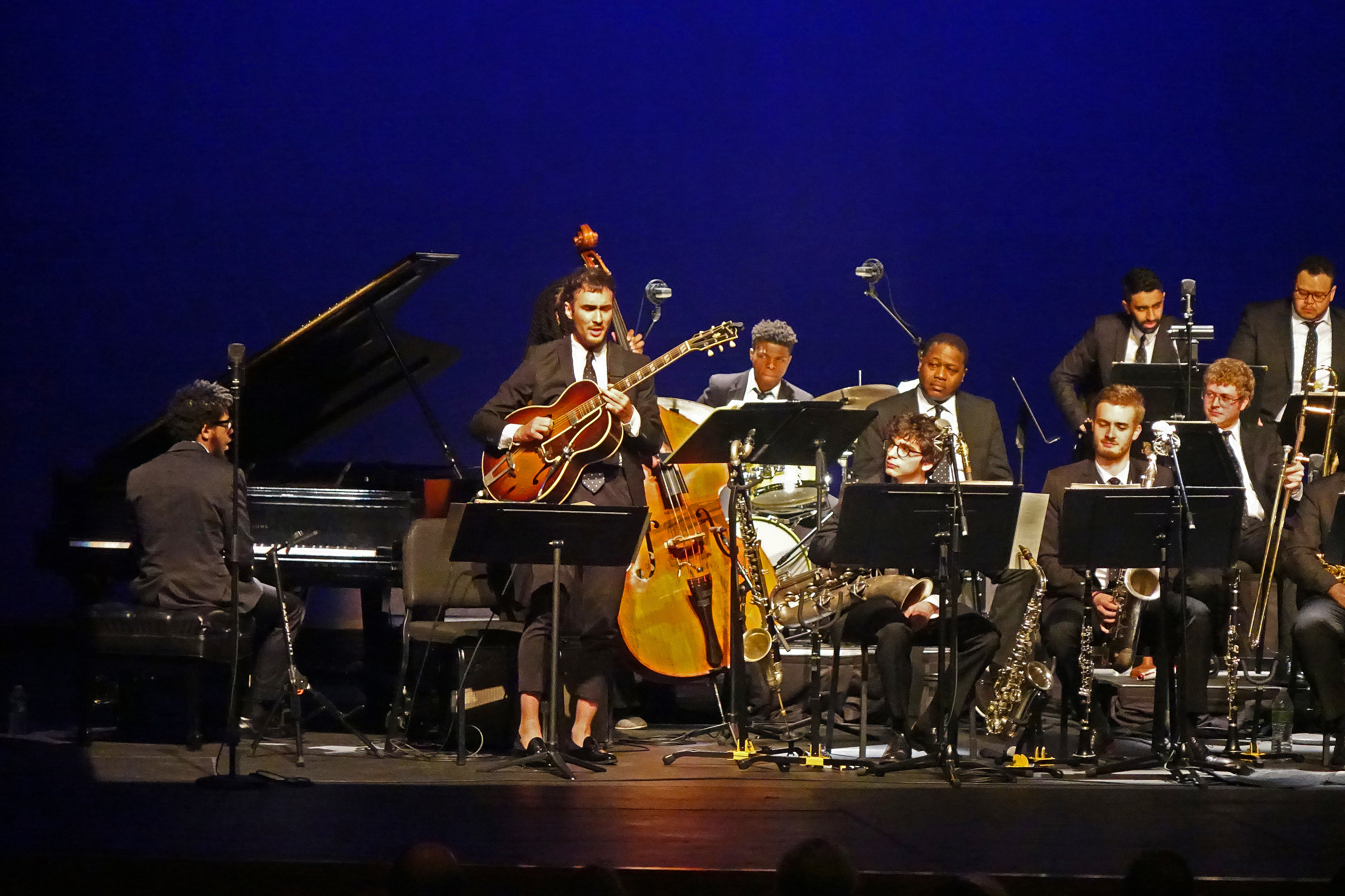 The Future of Jazz Orchestra: Ellington Through the Ages