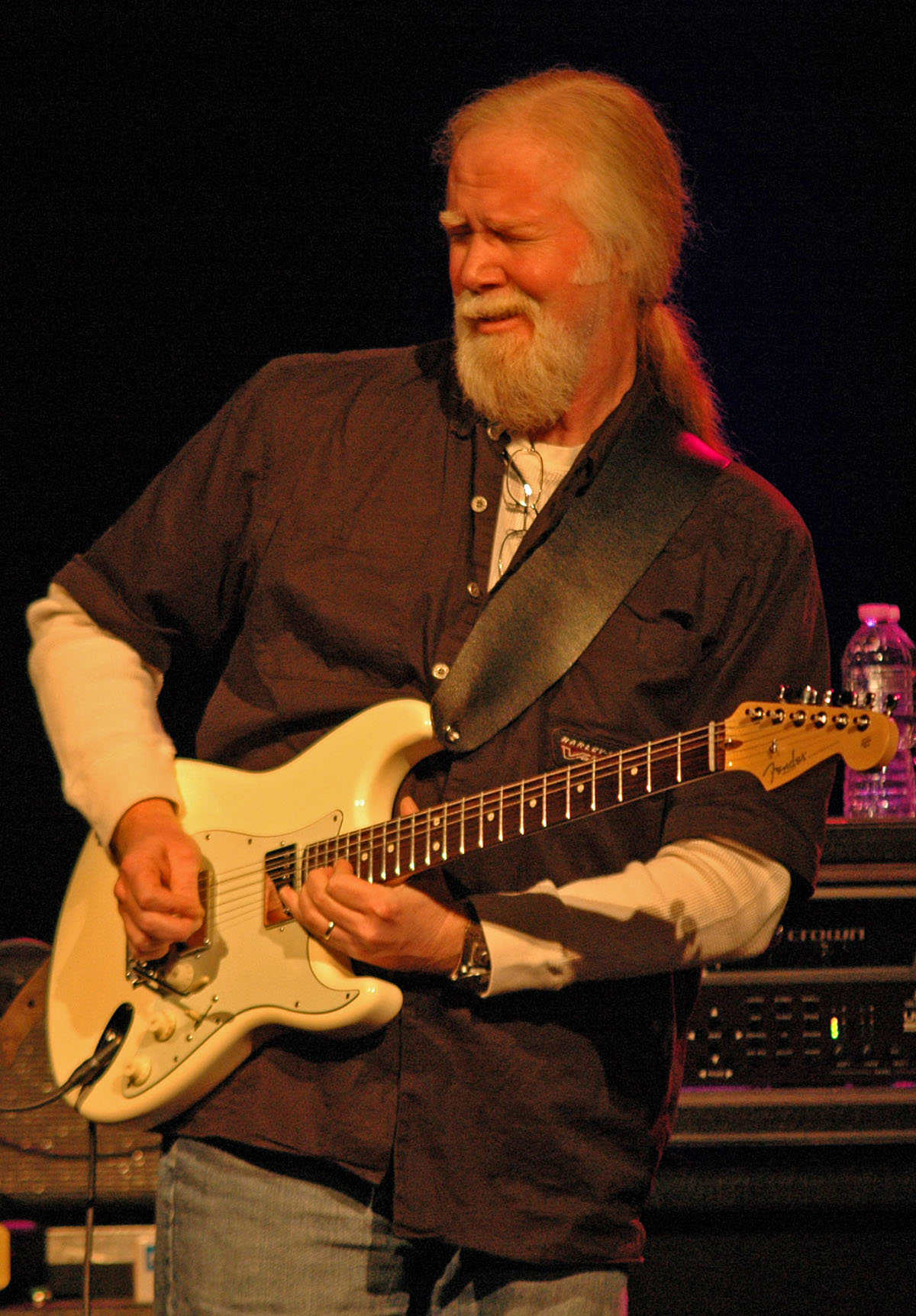 Jimmy Herring, Performing at the New Universe Music Festival 2010
