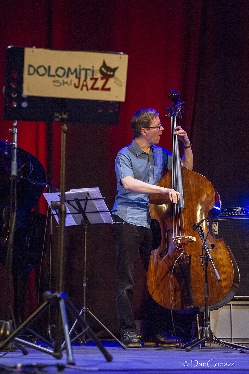 Thomas Morgan Dolomiti ski jazz 2019
