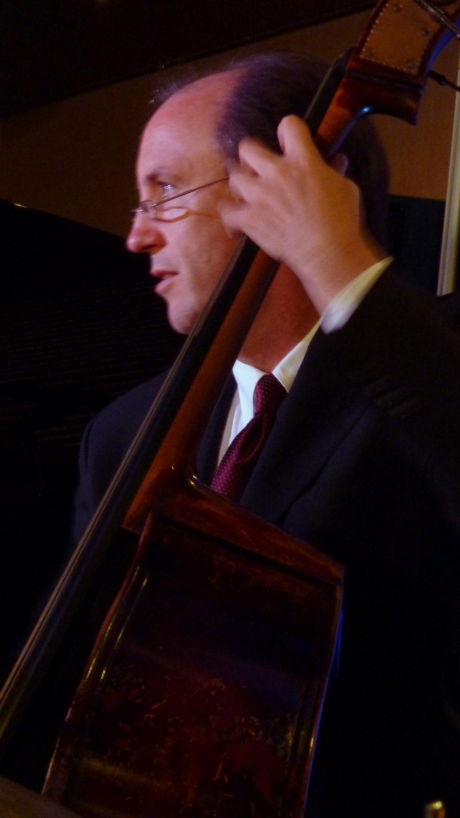 Bassist Russell Botten