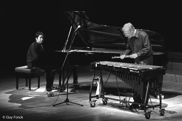 Gary Burton - Makoto Ozone: Luxembourg 2004