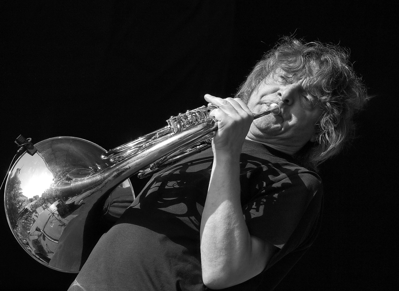 Arkady Shilkloper at Alfa Jazz Festival in Lviv, Ukraine, 2012