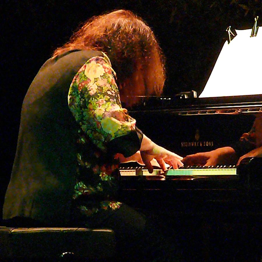 Marilyn Crispell at Jazz Em Agosto Lisbon