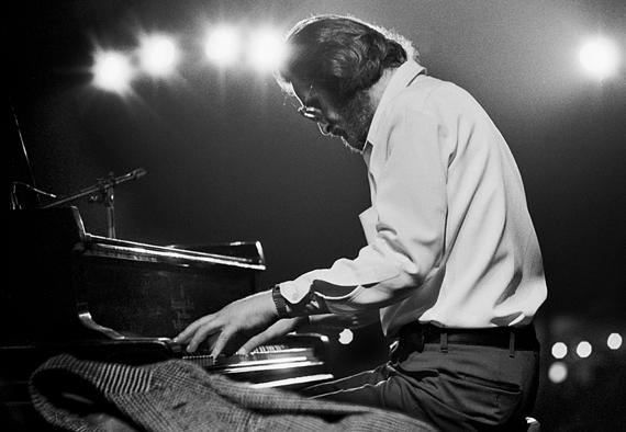 Bill Evans: Gouvy / Belgium, 1980