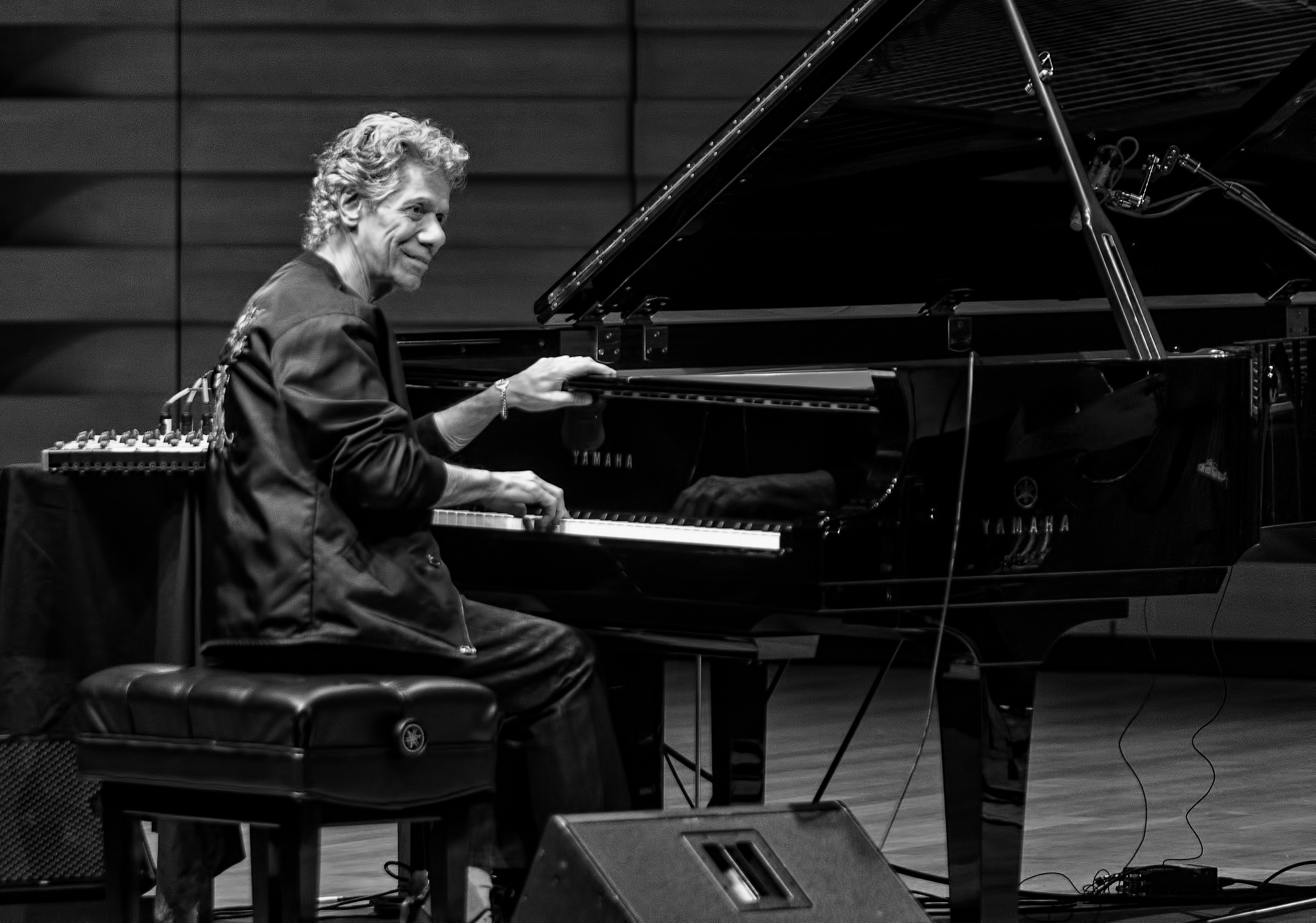 Chick Corea and Trilogy at Koerner Hall In Toronto