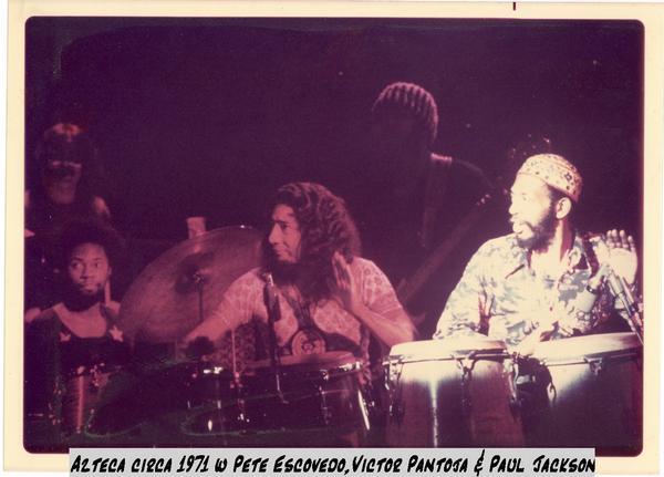 Azteca CA. 1971