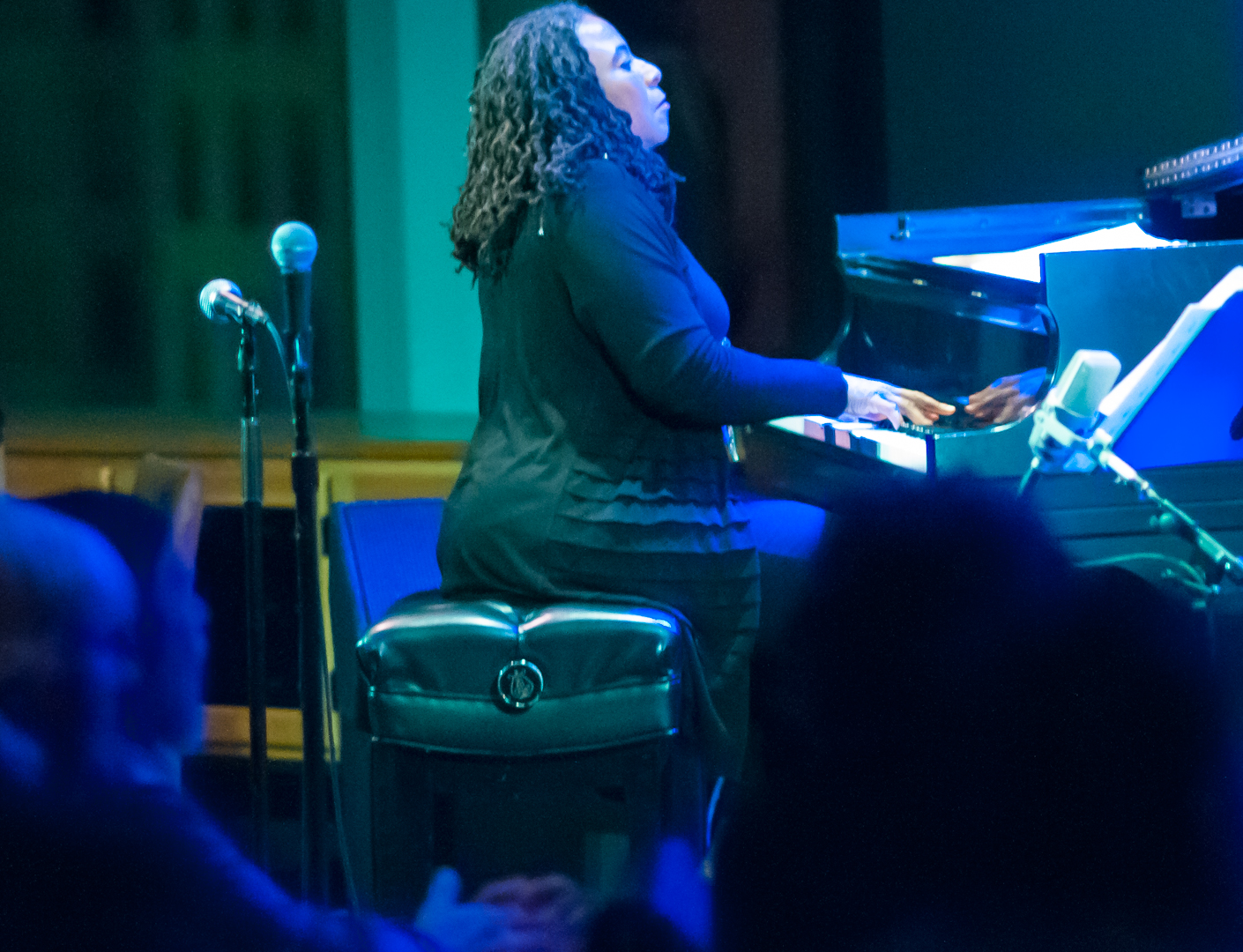 Geri Allen with Endangered Species: The Music of Wayne Shorter at Dizzy's Club Coca Cola