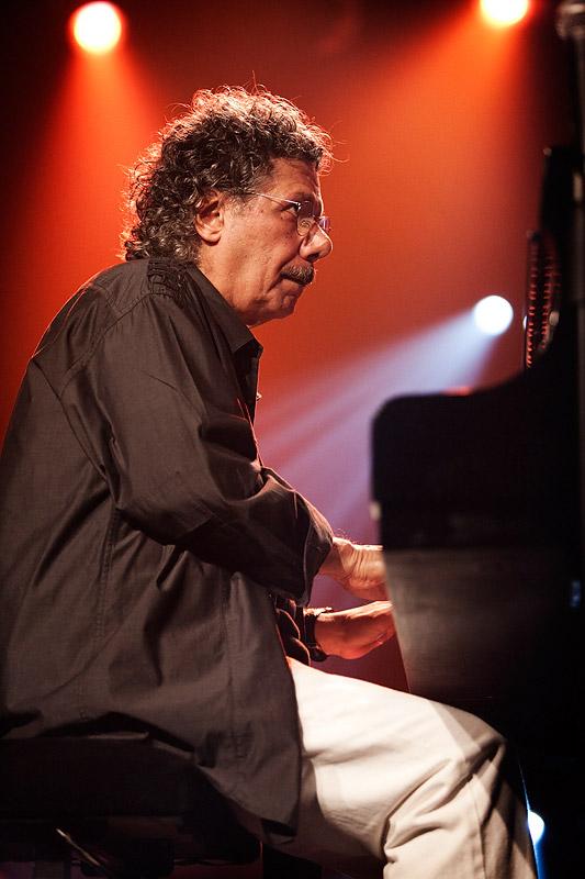 Chick Corea at Montreux Jazz 2010