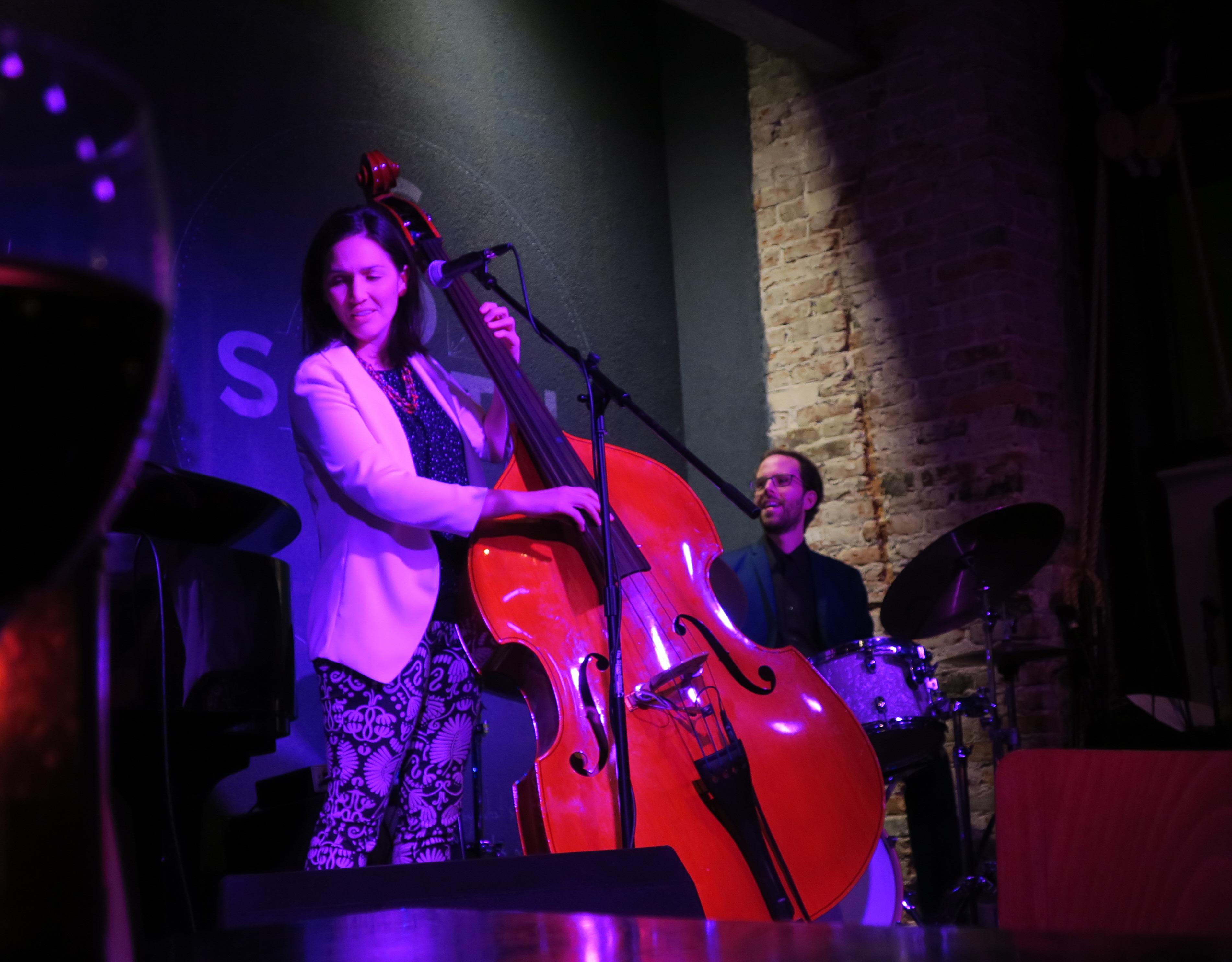 Katie Thiroux Trio, Philadelphia, PA 2-24-18