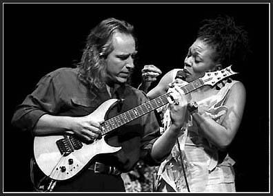 Louis Winsberg and Deedee Bridgewater, 2002