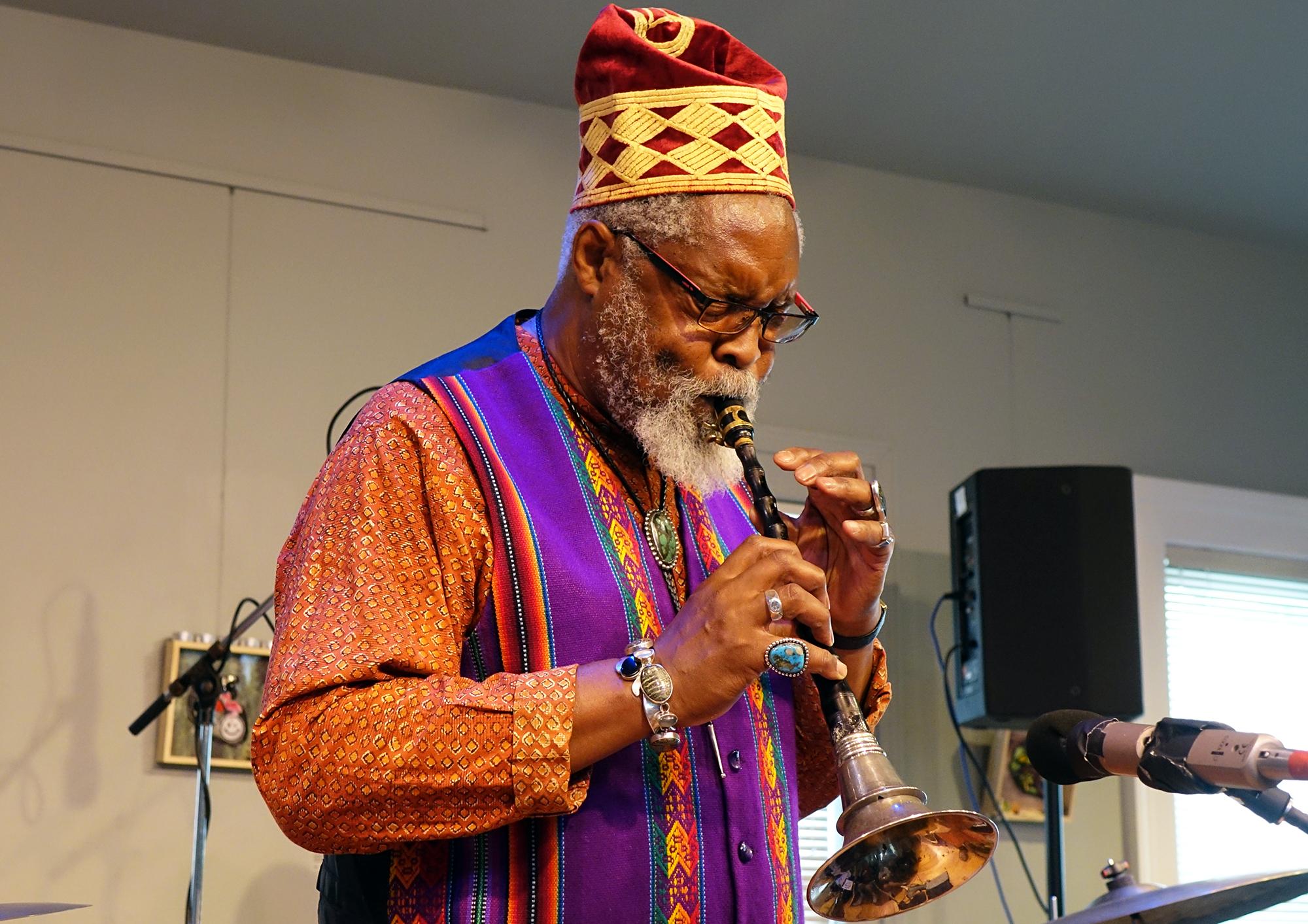 Oluyemi Thomas at Edgefest 2017