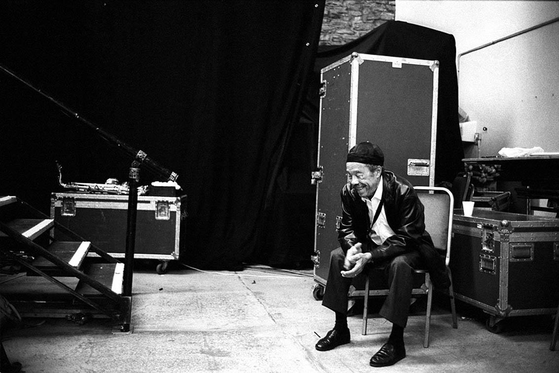 Johnny griffin 4: brecon, 2006